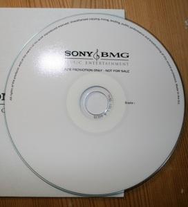Promosyona ait CD'ler yok oluyor!